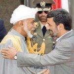 زيارة السلطان قابوس إلى إيران1