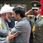 زيارة السلطان قابوس إلى إيران2