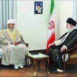 زيارة السلطان قابوس إلى إيران4