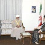 زيارة السلطان قابوس إلى إيران6