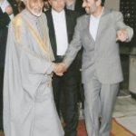 زيارة السلطان قابوس إلى إيران8