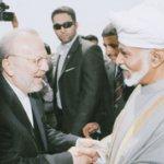 زيارة السلطان قابوس إلى إيران9