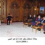جلالة السلطان زيارة ليبيا4