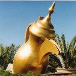 مجسم الدلة Size:37.00 Kb Dim: 500 x 356