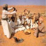 البدو والقهوة Size:40.50 Kb Dim: 375 x 372