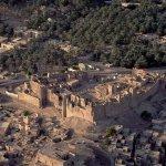 صورة جوية \ لقلعة بهلا Size:97.20 Kb Dim: 640 x 420