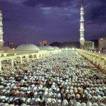 المسجد النبوي الشريف Size:143.40 Kb Dim: 1145 x 1114