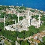 المسجد الأزرق Size:67.40 Kb Dim: 696 x 600