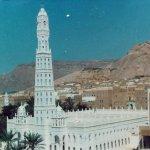 منارة مسجد المحضار Size:57.00 Kb Dim: 878 x 557