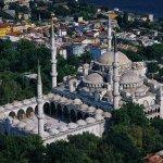 المسجد الازرق\اسطنبول Size:101.90 Kb Dim: 640 x 424