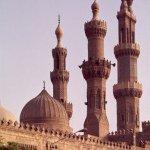 المسجد الأزهر \ القاهرة Size:35.80 Kb Dim: 348 x 480