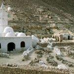 Mosque at Chenini, Tunisi