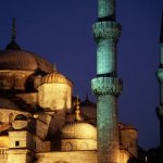 Domes and Minarets of the