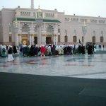 مسجد الرسول صلى الله عليه Size:230.90 Kb Dim: 1280 x 1024