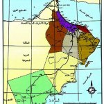 خريطة عمان Size:79.10 Kb Dim: 500 x 714