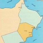 خريطة عمان Size:34.10 Kb Dim: 500 x 649