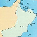 خريطة عمان Size:36.80 Kb Dim: 500 x 655