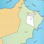 خريطة عمان Size:36.00 Kb Dim: 500 x 661
