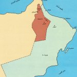 خريطة عمان Size:36.50 Kb Dim: 500 x 661