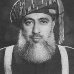 السلطان سعيد بن تيمور Size:18.40 Kb Dim: 210 x 306