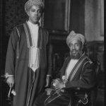 سلطان زنجبار وأبنه 1936 Size:28.00 Kb Dim: 361 x 480