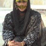 زي المرأة العمانية البدوي