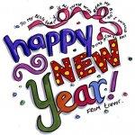 بطاقات السنة الميلادية الجديدة4 Size:37.00 Kb Dim: 409 x 413