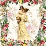 بطاقات عيد الأم10 Size:108.70 Kb Dim: 500 x 583