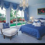 غرفة نوم فخمة Size:51.70 Kb Dim: 500 x 324