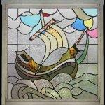 الرسم على الزجاج14