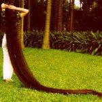 أطول شعر Size:64.20 Kb Dim: 440 x 390