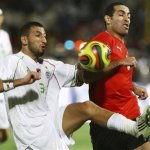 Egyptian and Algerian