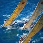 سباق القوارب الشراعية Size:39.70 Kb Dim: 320 x 480
