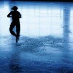 الرقص على الجليد