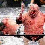 نوع جديد من المصارعة في الياب2
