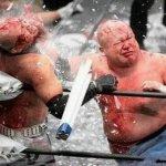 نوع جديد من المصارعة في الياب4