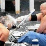 نوع جديد من المصارعة في الياب6