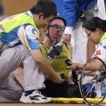 كارثة في اولمبياد المعوقين5