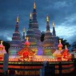 مهرجان الفانوس الصيني بمناسبة5