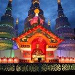 مهرجان الفانوس الصيني بمناسبة7