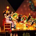 مهرجان الفانوس الصيني بمناسبة8