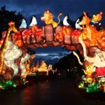 مهرجان الفانوس الصيني بمناسبة11