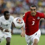 ..مصر تخطف كأس أفريقي1
