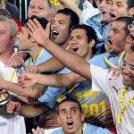 ..مصر تخطف كأس أفريقي6