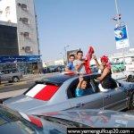 صور من مباراة اليمن والسعودية1