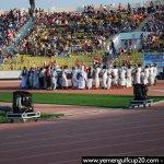 صور من مباراة اليمن والسعودية6