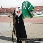 صور من مباراة اليمن والسعودية7