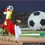 صور من مباراة اليمن والسعودية11