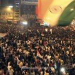 احتفالات صاخبة في الهند بعد ا2