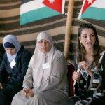 الملكه رانيا العبدالله